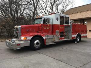 1996 Peterbilt Pumper