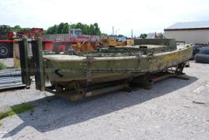 0 Army Bridge Erection Boat Aluminum