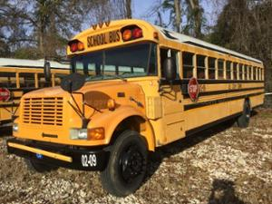 2003 International 3800 School Bus