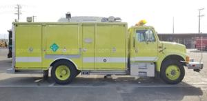 1992 International 4900 Heavy Rescue
