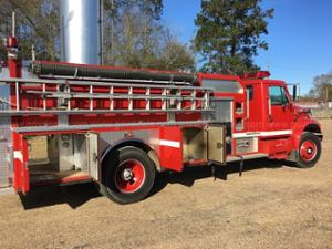 1996 International 4900 Pumper