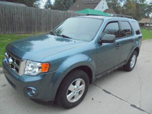 2010 Ford Escape 2wd 4dr V6 Auto Xlt
