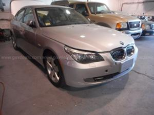 2008 BMW 5-series 525i 4dr Sdn