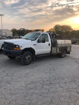 2001 Ford F450 SD