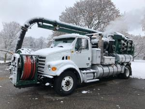 2006 Sterling L7500 Vactor