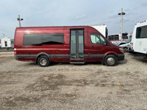2014 Mercedes Benz Sprinter 3500 3500 High Roof 170in Wb Ext