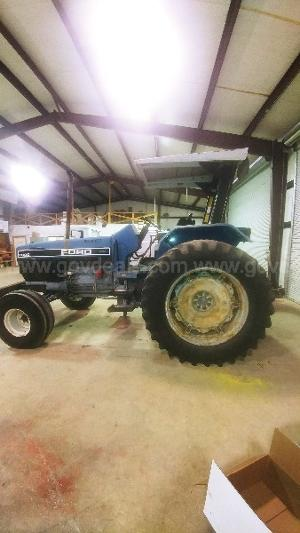 1995 Ford 7840 Powerstar Tractor