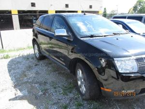 2007 Lincoln MKX Awd Sport