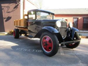 1930 Ford Model Aa Dually Truck