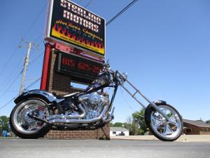 2007 Signature Cycles Softail Chopper